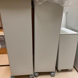 【ネット決済】無印良品 ゴミ箱 3個セット