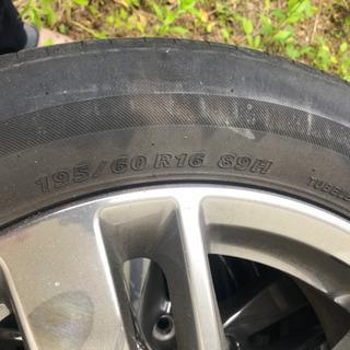 【ネット決済】16インチタイヤホイール