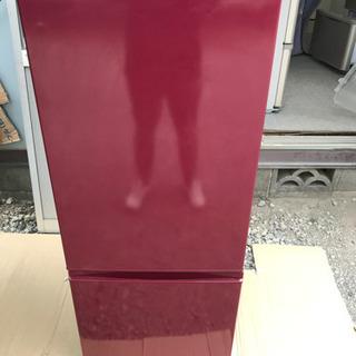 AQUA 2019年製 184L ノンフロン冷凍冷蔵庫 アクア 高年式
