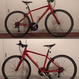TREK 7.4FX 赤色 サイズ17.5