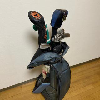【ネット決済】ゴルフ用品一式