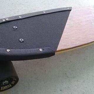 自作スケートボード(ミニクルーザー)