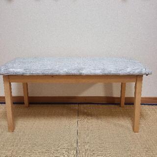 ダイニングテーブルベンチシート