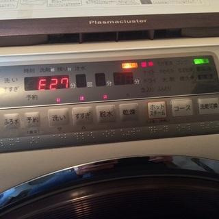 【引き取り早い方優先!】ドラム式洗濯乾燥機を無料で差し上げます。