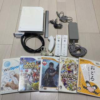 wii ソフト6本セット