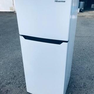 ♦️EJ787B  Hisense2ドア冷凍冷蔵庫 【2017年製】