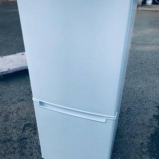 ♦️EJ789B ニトリ2ドア冷凍冷蔵庫 【2019年製】
