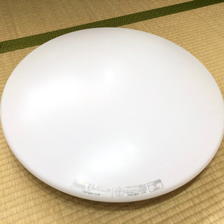 LEDシーリングライト【リモコン付き】