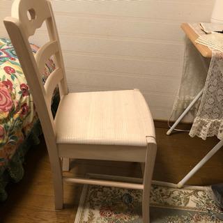 椅子(木製)