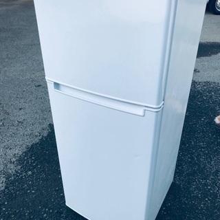 ♦️EJ792B ニトリ2ドア冷凍冷蔵庫 【2018年製】