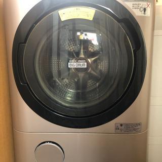 【ネット決済】HITACHI ドラム式 洗濯機