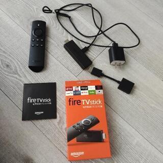 Fire TV stick 第2世代