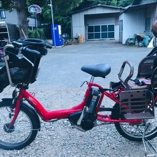 ♦️EJ796B  電動自転車