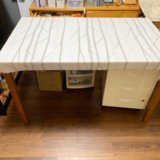 無垢材ダイニングテーブル 120×70