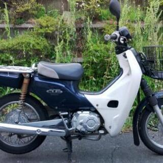 スーパーカブ50プロ AA04 (1377)