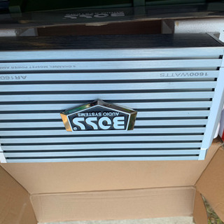 BOSS 1600W 4ch パワーアンプ