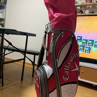 女性用ゴルフセット売り キャロウェイ