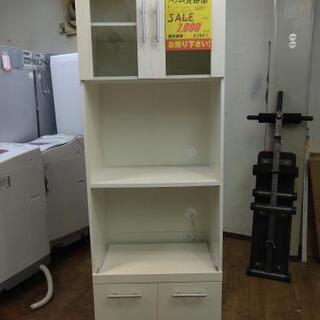 J092  スリム食器棚  幅59.5cm