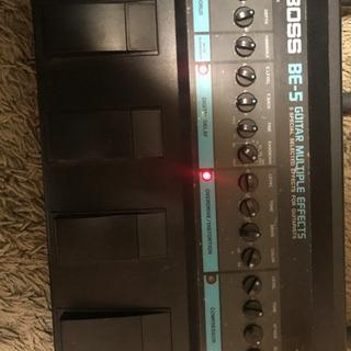 BOSS BE-5 ギターエフェクター