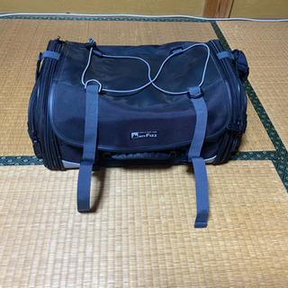 【ネット決済】バイクのシートバッグ