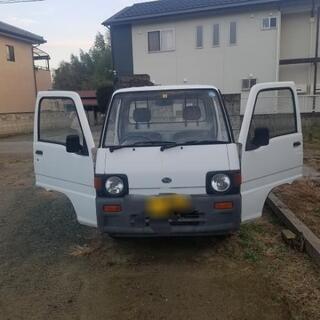 スバルサンバ―トラック 4WD(軽トラ)