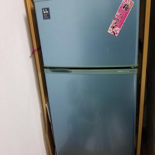 あげます 2ドア冷蔵庫