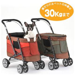 【ネット決済】ペットキャリー ペットバギー ペットカート