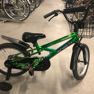 トイザらス限定 16インチ 子供用自転車 KENT インコグニッ...