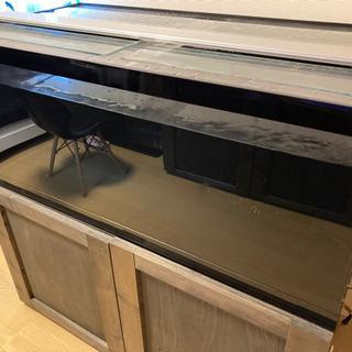 120cmアクリル水槽