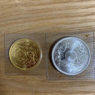 昭和天皇御在位60年記念硬貨セット