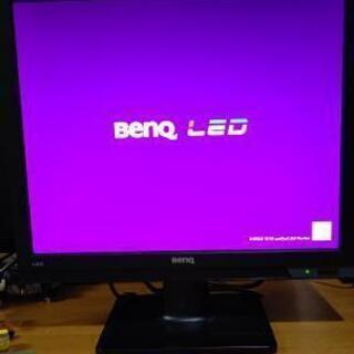 モニター BenQ LED 19インチ ブラック