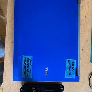 お勧め!Dell e6500 レアなブルーのノートpc SSD1...