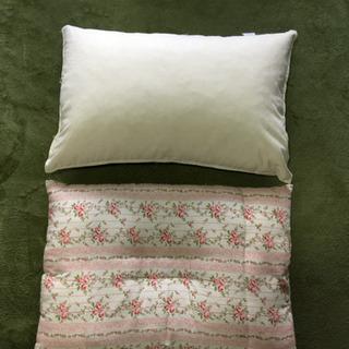 枕 二つセット