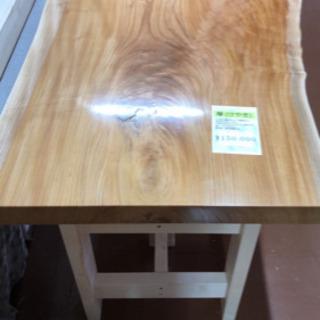 欅(けやき)のテーブル用1枚板