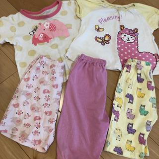 パジャマ サイズ90