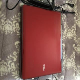 【ネット決済】NECノートパソコンi7 8GB Windows1...