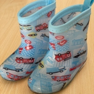 雨靴15センチ