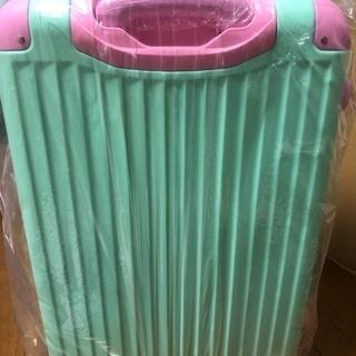 新品スーツケース