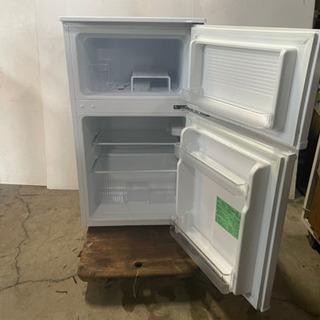 冷蔵庫 2018年 ユーイング 90L 478×509×8…