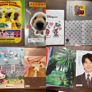 クリアファイル まとめ売り 〜約40枚全て200円 バラ5円/枚 - 藤枝市