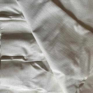 【ネット決済】ニトリ カーテン 一級遮光 ホワイト