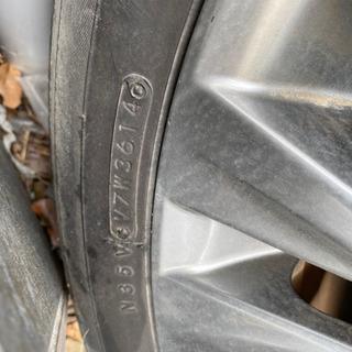 トヨタ タイヤ、ホイールセット 18インチ