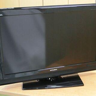 【④液晶テレビ32インチ MITSUBISHI LCD-32MX40】