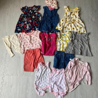 子供服 夏服 80センチ 女の子 80