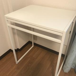 IKEA デスク テーブル ホワイト