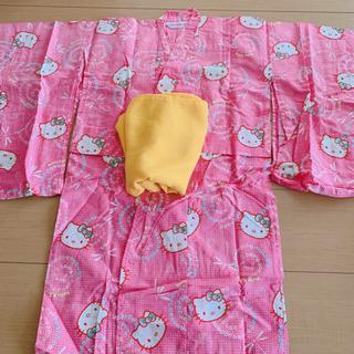 キティちゃんの浴衣