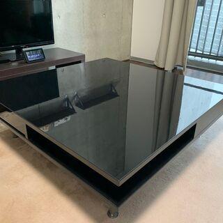 【ネット決済】IKEAテーブルブラック TOFTERYD トフテリード