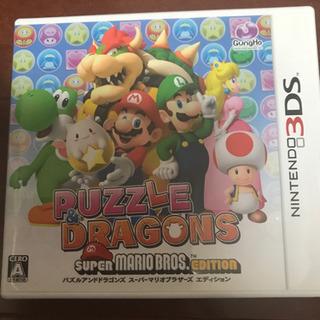 3DS パズドラ スーパーマリオブラザーズエディション