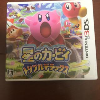 3DS 星のカービィー トリプルデラックス