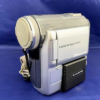ソニー SONY DCR-PC350 S デジタルビデオカメラレ...